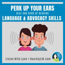 PERK UP YOUR EARS - Self Advocacy Scenarios & Figurative Language