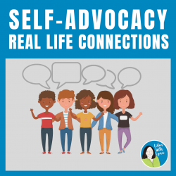 Self-Advocacy Role Play Real Life Connections