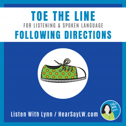 Listening Directions Action Packed Toe The Line Game