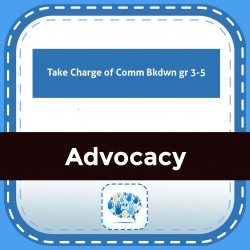 Take Charge of Comm Bkdwn gr 3-5