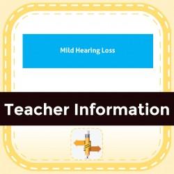 Mild Hearing Loss