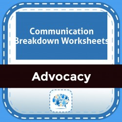 Communication Breakdown Worksheets