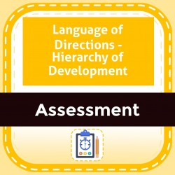 Language of Directions - Hierarchy of Development