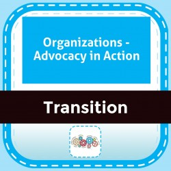 Organizations - Advocacy in Action