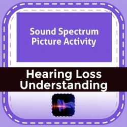 Sound Spectrum Picture Activity