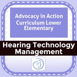 Advocacy in Action Curriculum Lower Elementary