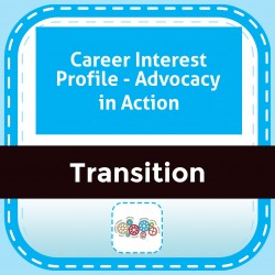 Career Interest Profile - Advocacy in Action