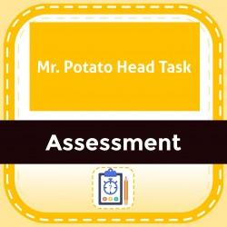 Mr. Potato Head Task