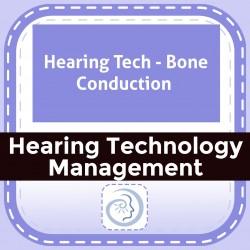Hearing Tech - Bone Conduction