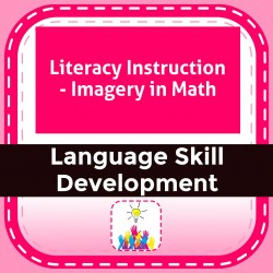 Literacy Instruction - Imagery in Math
