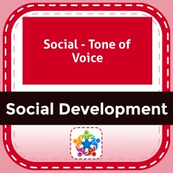 Social - Tone of Voice