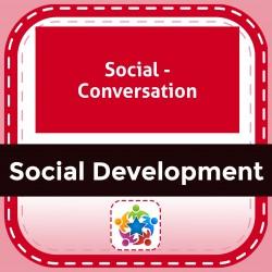 Social - Conversation