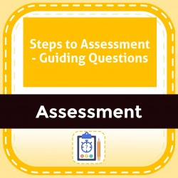 StePS- to Assessment - Guiding Questions