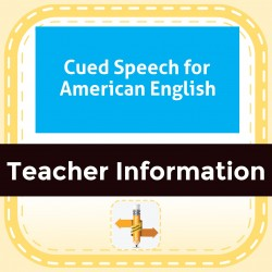 Cued Speech for American English