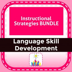 Instructional Strategies BUNDLE