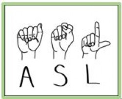 ASL Teaching Materials