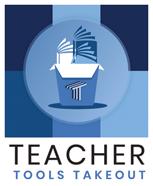 teacher tools takeout logo